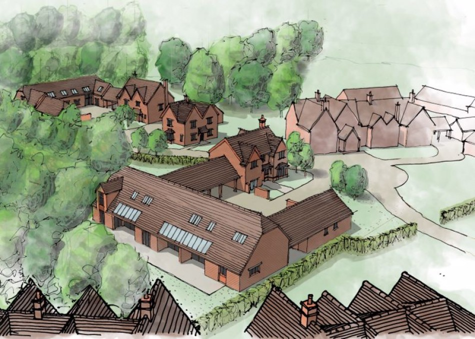 Images for Development Site, Stockham House, Wantage EAID:GreenAndCo2 BID:Green & Co Sales