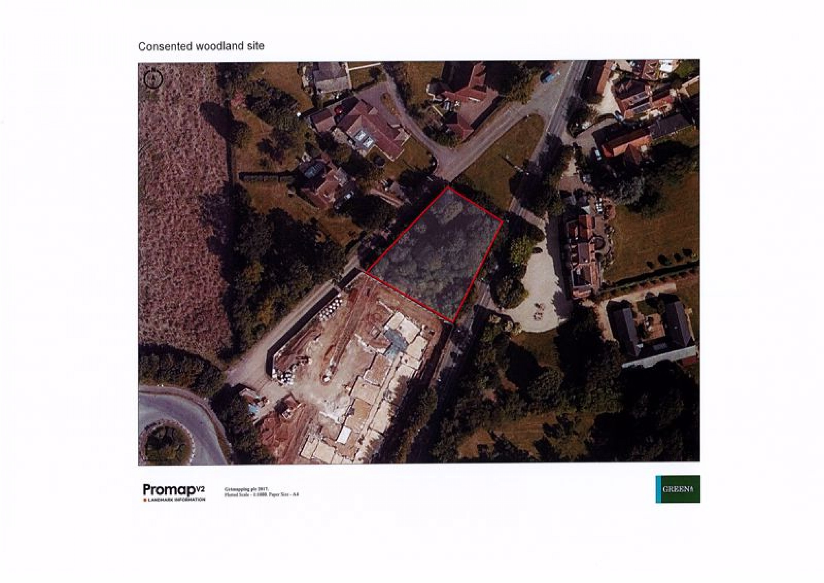 Images for WOODLAND DEVELOPMENT SITE Winterbrook, Wallingford EAID:GreenAndCo2 BID:Green & Co Sales